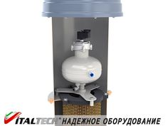 Silo dedusting filter SILOJET V2 ITALTECH http://www.italtech.biz/products/vozdushnye-filtry-i-sistemy-aspiratsii/vozdushnyy-filtr-silosa-tsementa-silojet-v2-italtech/?utm_source=social&utm_medium=post&utm_campaign=regular_posting_eng  Features: ✅ one filter element; ✅ area of the filtering surface is 6.3 m²; ✅ designed for work with cement and building materials.  Benefits: ✅ Compactness and maximum simplicity of the device. ✅ Simple replacement of filter elements. ✅ High efficiency and…