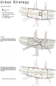 New Visions for Pedestrian Footbridge Design Competition winner / LEA Invent & Burcak Pekin