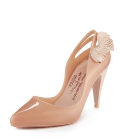 @isabellegeneva Nude Wing Vivienne Westwood Heels | Fashion | Style | Angel Wings | http://www.viviennewestwood.com/shop/womens/accessories/shoes/nude-wing-heels