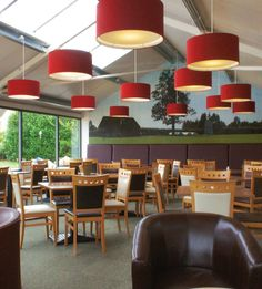 Ifse designed and fit-out a new servery, kitchen and seating at Waresley Garden Centre