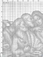 "Gallery.ru / geminiana - Альбом ""25.155"" Lily, Angel, 1, Christ, Dots, Last Supper, Punto De Cruz, Angels, Lilies"