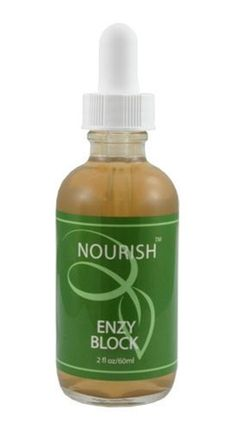 Nourish - Enzy Block - 2oz by Nourish. $47.90. All Natural. DHT Blocker. Blocks 5 Alpha Reductase. Helps Reduce Hair Loss. For Men & Women. Its main ingredient - TRICHOGEN - has been proven to help reduce hair loss and thicken hair in both men and women and best of all it is all natural!