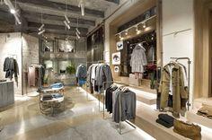 Noho store by Gespronor & Mas Arquitectura, A Coruña – Spain » Retail Design Blog