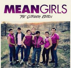 On Wednesdays we wear pink The Outsiders Preferences, The Outsiders Imagines, The Outsiders 1983, English Reading, Seventh Grade, Cute Actors, Stay Gold, Funny Memes, Hilarious