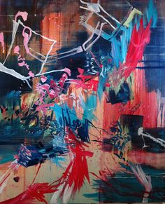 "Saatchi Online Artist Annabel Emson; Painting, ""It is not the container"" #art"