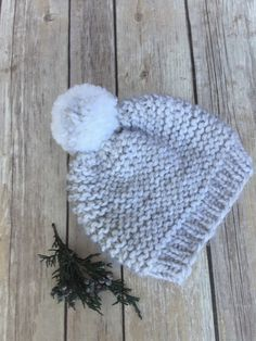 Sweet Grey Hat -Baby- Size Newborn Hand knit with love and care. Soft and cozy. Perfect for boy or girl. Knitted Hats, Crochet Hats, Hat And Scarf Sets, Grey Hat, Some Times, Baby Size, Baby Hats, Hand Knitting, Boy Or Girl