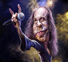 Ronnie James by Sebastian Cast