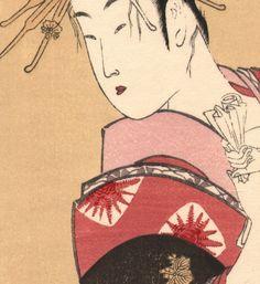 Utamaro | ukiyoe-galerie: Utamaro 10