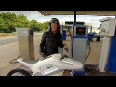 James tests the H2 Cell powered ENV (ENVY) bike... all 8bhp of it.  see here for more: http://www.open2.net/jamesmay/