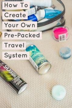 Whether you're a regularly flyer or someone who wants to make travel easier, today I'm sharing my tips for how to create your own pre-packed travel system. Kayaking Outfit, Kayaking Tips, Travel Essentials, Travel Tips, Budget Travel, Travel Ideas, Pack Up And Go, Beach Trip