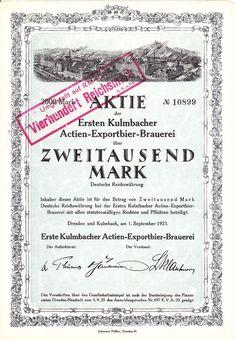 kulmbacher aktie