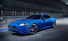 I <3 Jaguars. Especially this 2012 XKR-S