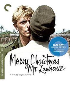 Amazon.com: Merry Christmas Mr. Lawrence (The Criterion Collection) [Blu-ray]: David Bowie, Tom Conti, Ryuichi Sakamoto, Takeshi Kitano, Jack Thompson, Nagisa Oshima: Movies & TV