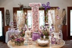 Butterfly Christening Celebration, Baby Blessing Party - Kara's Party Ideas - The Place for All Things Party