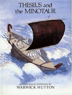 Read the review at http://www.picturebooksreview.com/2010/11/theseus-and-minotaur-1989.html