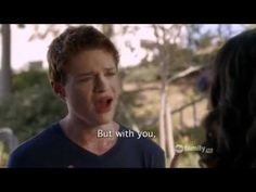 Switched At Birth - Emmett Speaks ! Best moment ever!! |Pinned from PinTo for iPad|