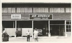 AIR AMERICA FRONT FOR CIA AIR TRANSPORT
