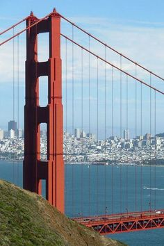 10 Free & Cheap Things to Do in San Francisco | 10. Get out of San Francisco for the best view of the city and the Golden Gate bridge.