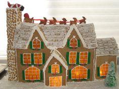 Laura Evans - Gingerbread House 2009 004   by UltimateGingerbread