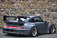 rauh welt 1994 Porsche 911 [993] for sale in North Yorkshire | Pistonheads