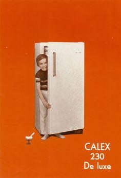 Chladnička CALEX 230 De luxe Magnets, Retro, Storage, How To Make, Home Decor, Lush, Purse Storage, Decoration Home, Room Decor