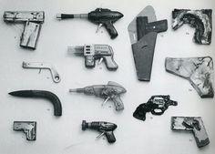 Ray Guns Claes Oldenburg