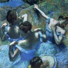 Degas e as bailarinas