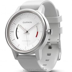 Unisex Garmin Vivomove Sport Bluetooth Activity Tracker Watch