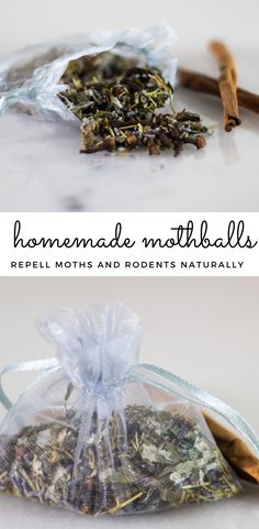 Learn how to make mothballs with this simple tutorial. Mothballs can help keep your most precious linens and clothing safe in storage. These homemade mothballs are made with all-natural herbs and essential oils. #mothballs #naturalmothballs #diy #essentialoils #bugrepellent #homemademothballs