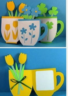Cup card