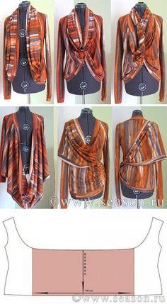 ORIGINAL sweater transformers...♥ Deniz ♥