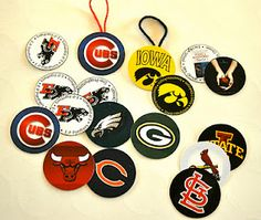 school logo/mascot/letters on hang tags