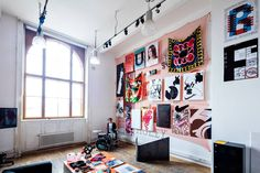Atelier 304 at VSUP / PRAGUE