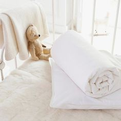 Pure silk toddler duvet is perfect for your baby. Filled with the finest quality long strand hand-stretched silk floss, the silk toddler bed duvets are soft, lightweight, and naturally hypoallergenic. Approximately 3 tog, it helps to keep baby's body at the right temperature so they are not too hot or too cold.
