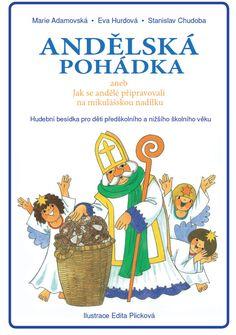 Saint Nicholas, Christmas Time, Advent, Projects To Try, Comics, Hana, Czech Republic, Cartoons, Comic