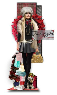 """Happy Holidays (Please Read)"" by girlyideas ❤ liked on Polyvore featuring art"