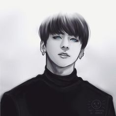 Jungkook (okay I'm so in love with this like wow)
