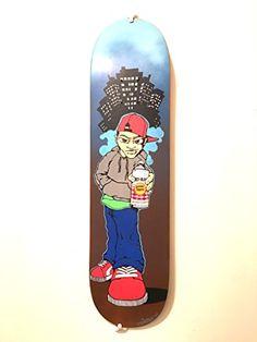 Custom Hand-painted Skate deck Urban graffiti skate stree... https://www.amazon.co.uk/dp/B01N22KAV9/ref=cm_sw_r_pi_dp_x_xtKEybXKDJ0GP