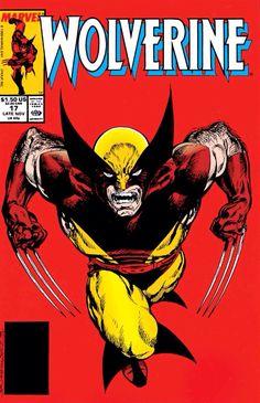 Wolverine by John Byrne (1989 - Wolverine #17)