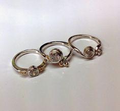Sophie Honeybourne Jewellery: Granulation rings