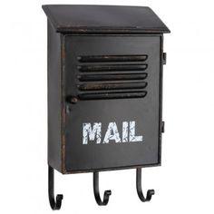 Range Clés Mural Mail - La Chaise Longue