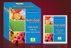 Nutri Gold: 20-20-20+TE