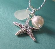 starfish sea glass