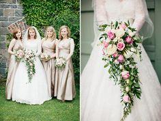 A Fairytale Wedding at Lissanoure Castle by Gillian Higgins