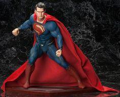 【送料無料】 【23%OFF!】 マン・オブ・スティール ARTFX スーパーマン (マン・オブ・スティール) コトブキヤ [8月分]【楽天市場】