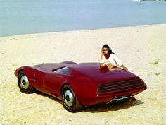 1968 Dodge Charger III Concept Car