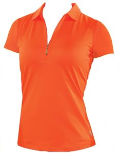 Poppy ladies #golf polo
