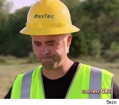 'Undercover Boss': MasTec CEO Gets Choked Up Recalling Famous Dad