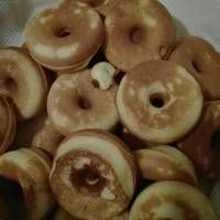 Amerikai mini fánk Petra, Minion, Doughnut, Desserts, Food, Tailgate Desserts, Deserts, Essen, Minions
