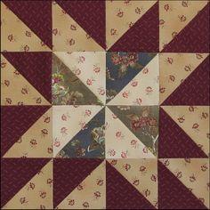 Austen Family Album: Block 25: Anna's Choice for Anna Austen